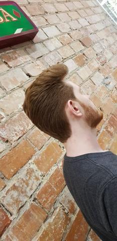 Barbeiro 2 Vagas disponível