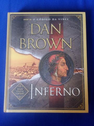 Livro Inferno (Dan Brown) - Edição Especial Ilustrada