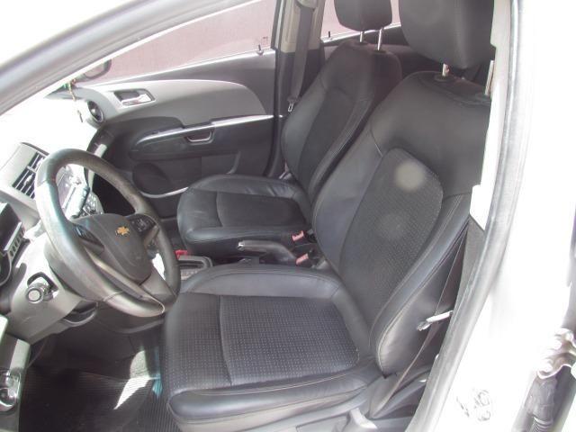 Gm Chevrolet Sonic Ltz automatico 2012 17000 km - Foto 4