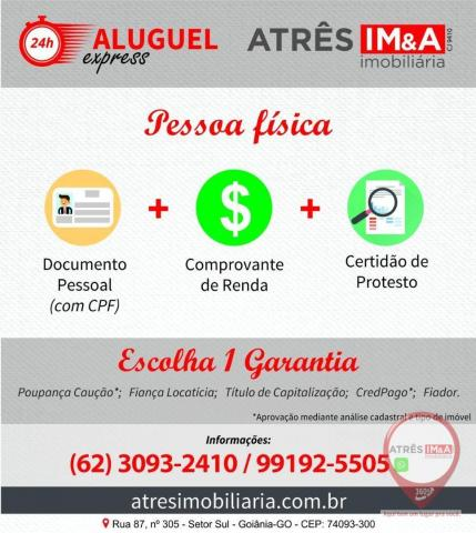 Kitnet com 1 dormitório para alugar, 30 m² por R$ 650/mês - Vila Mauá - Goiânia/GO