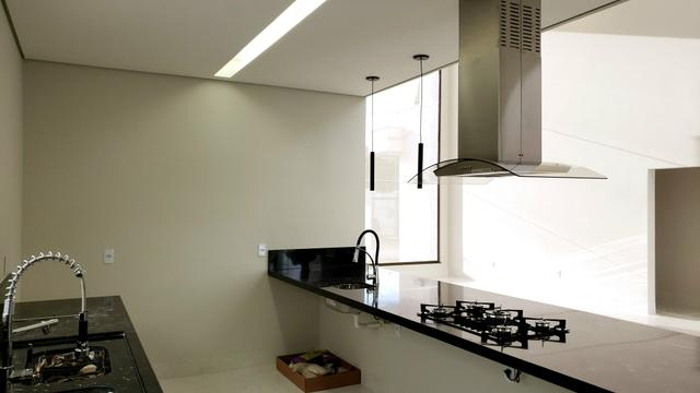 Casa 4quartos 4suites piscina churrasqueira rua12 Vicente Pires condomínio - Foto 5