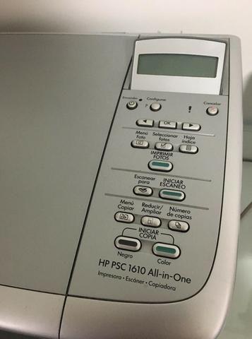 Impressora HP- All In One - Foto 5