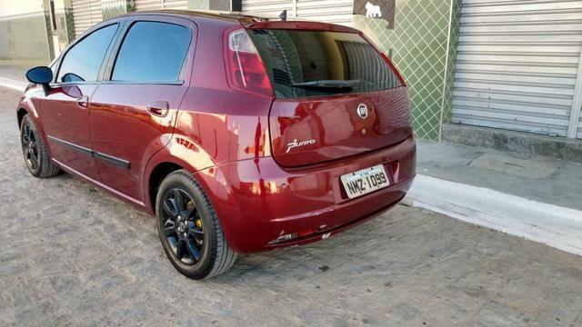 Fiat Punto ELX 1.4 2010 Completo - Foto 4