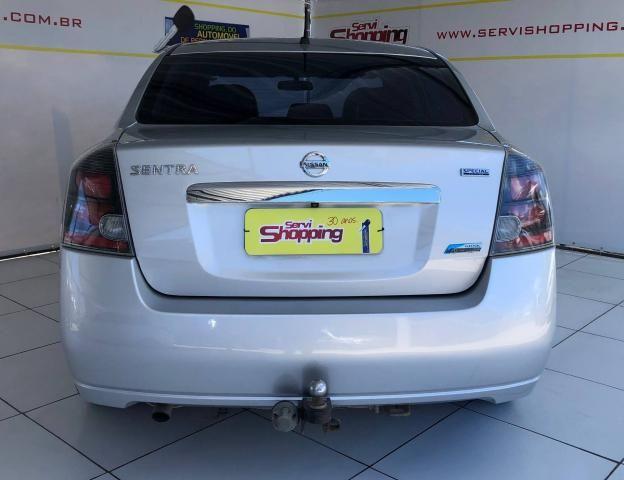 SENTRA 2012/2013 2.0 S 16V FLEX 4P AUTOMÁTICO - Foto 4