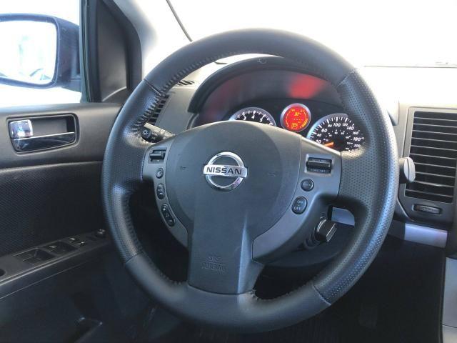 SENTRA 2012/2013 2.0 S 16V FLEX 4P AUTOMÁTICO - Foto 9