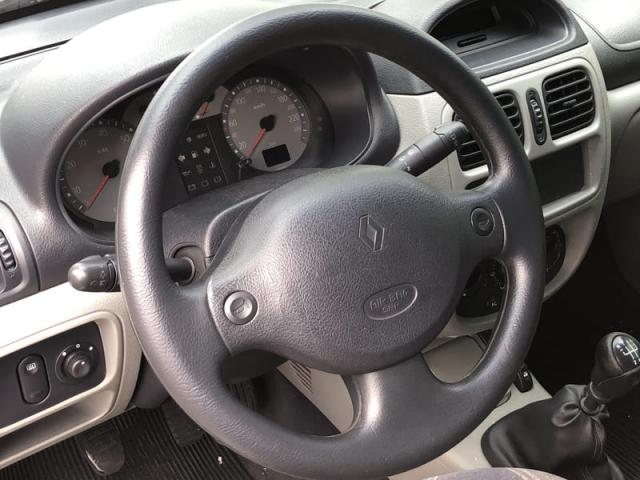 Renault Clio Hatch Privilege 1.6 16v Completo!!! - Foto 9