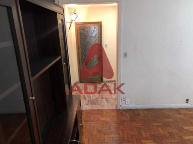 Apartamento à venda com 2 dormitórios em Copacabana, Rio de janeiro cod:CPAP20861