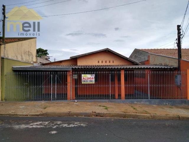 Casa com 2 dormitórios para alugar, 87 m² por R$ 650,00/mês - COHAB - Presidente Prudente/ - Foto 2