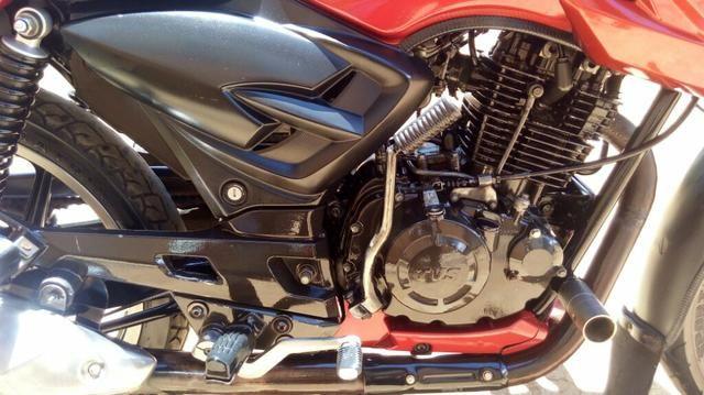 Moto apache rtr 150cc