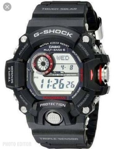 80d5b42c878 Casio g shock - Bijouterias