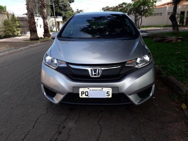 Honda Fit 15/16, automático, unica dona, Urgente R$ 45.900,00 - Foto 5