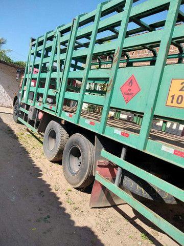 Vendo caminhão para transporte de gás  - Foto 5