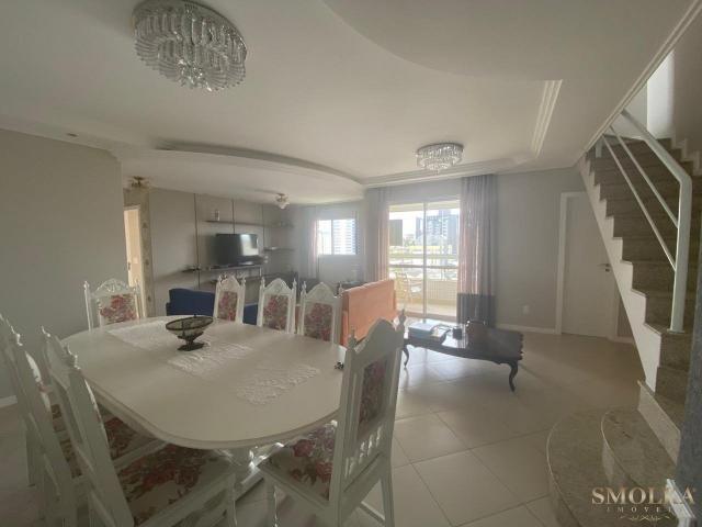 Apartamento à venda com 3 dormitórios em Balneário, Florianópolis cod:11044