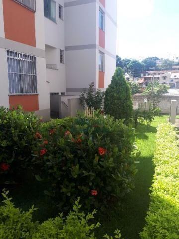 Apartamento à venda com 2 dormitórios em Rio branco, Belo horizonte cod:3825