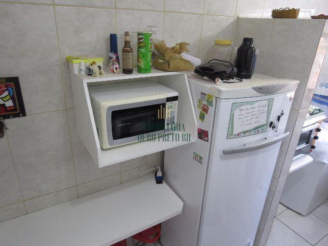 Apartamento à venda com 2 dormitórios em Parque leblon, Belo horizonte cod:2427 - Foto 9