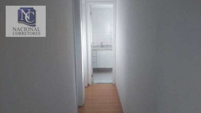 Apartamento com 2 dormitórios à venda, 50 m² por R$ 240.000,00 - Parque Erasmo Assunção -  - Foto 2