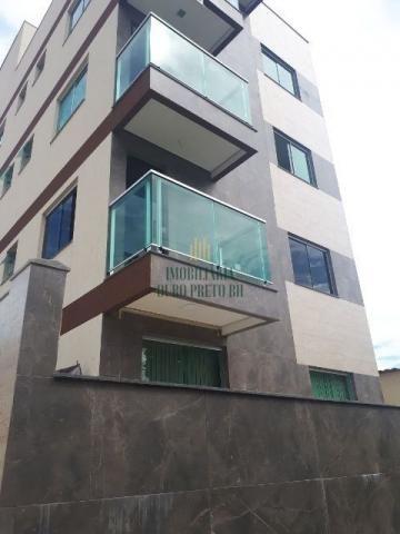 Apartamento à venda com 3 dormitórios em Sinimbu, Belo horizonte cod:2287