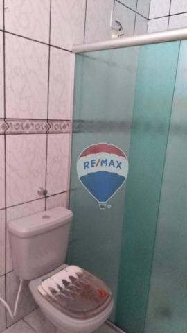 Casa 02 dormitórios e/ou salão comercial, locação, R$ 900,00 cada, Cosmópolis, SP - Foto 8