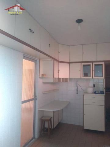 Apartamento com 3 dormitórios à venda, 109 m² por R$ 295.000 - Jacarecanga - Fortaleza/CE - Foto 19