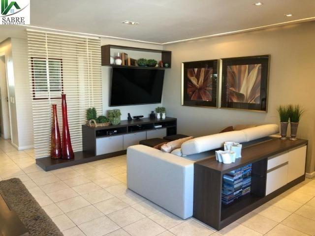 Apartamento 3 suítes a venda, Condomínio Saint Romain, bairro Vieiralves, Manaus-AM - Foto 17