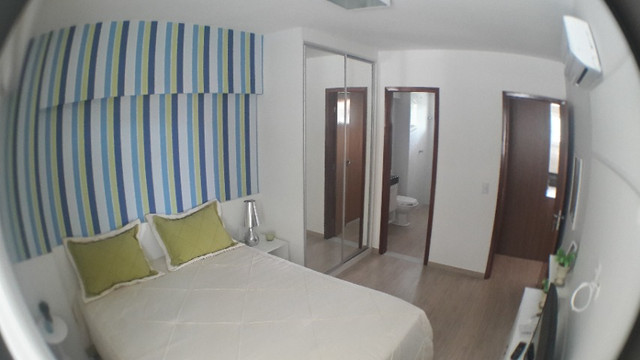 Apartamento com Lazer na Praia do Cumbuco - Condomínio Beach Place - Foto 15