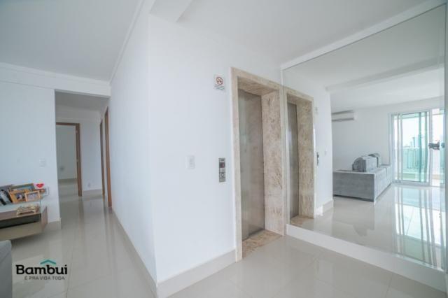 Apartamento à venda com 3 dormitórios em Setor oeste, Goiânia cod:60208392 - Foto 7