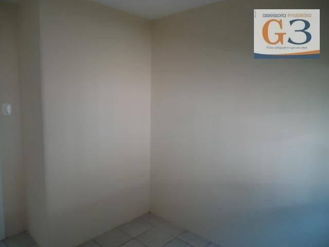 Apartamento com 1 dormitório para alugar, 38 m² por R$ 500,00/mês - Areal - Pelotas/RS - Foto 11