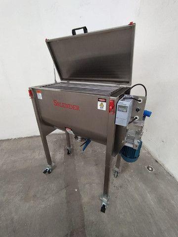 Misturador Industrial Ribbon Blender (Sample) - Oferta
