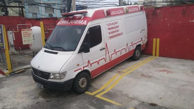 Ambulância Sprinter Básica Completa - Foto 15