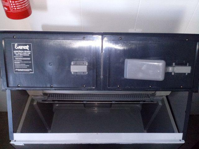 Maquina de gelo everest 100 kilos dia - Foto 2