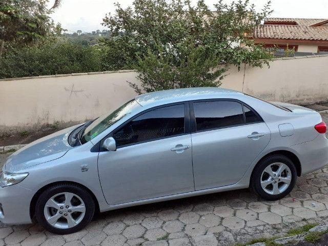 Toyota Corolla GLI 1.8 Flex Automático 2013 - Foto 11