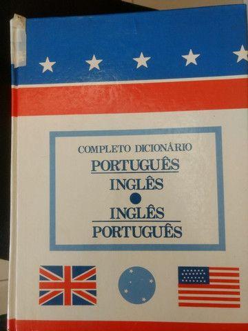 Dicionarios Aurelio, de portugues e ingles, e portugues - Foto 5