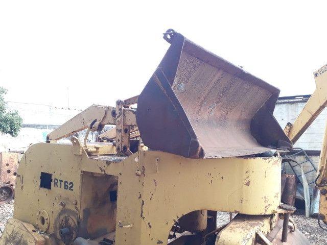 H com caçamba da Retro Escavadeira Case 580H - Foto 3