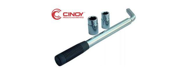 Chave de roda modelo alongavel 17mm 19mm 21mm 23mm - Cinoy - Caruaru (PE)