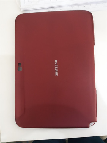 Capa Original Samsung Book Over Samsung Galaxy Note 10.1 - Foto 2