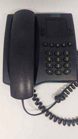 Telefone fixo usado