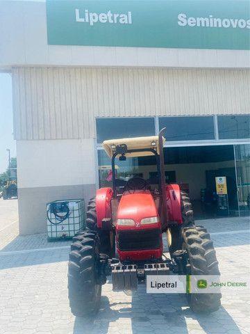 Trator Yanmar 1175 4x4 - Foto 3