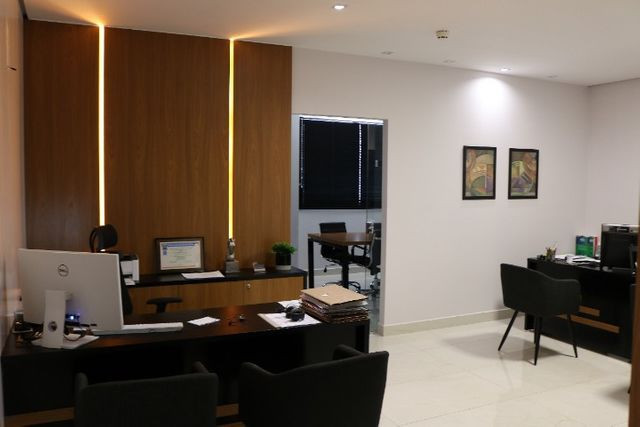 Lourenço Office, Sala comercial 54 m2- St. Oeste, Goiânia - GO