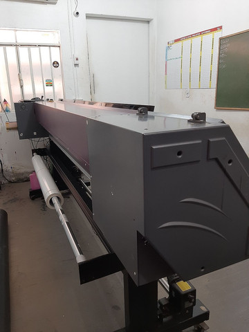 Plotter witcolor ultra 9200/2302 - dx7 - Foto 2