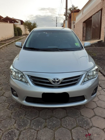 Toyota Corolla GLI 1.8 Flex Automático 2013 - Foto 17