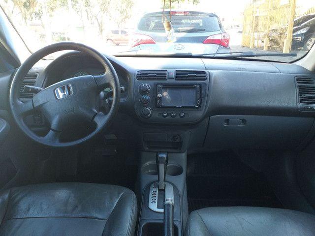 Civic 1.7 2006 automático  - Foto 6