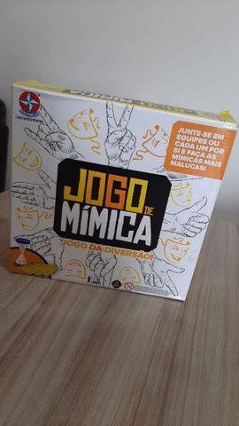 Jogo de mímica - Foto 2
