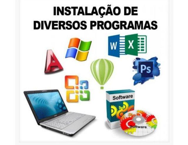 Formatação de Computador / Notebook  - Foto 2