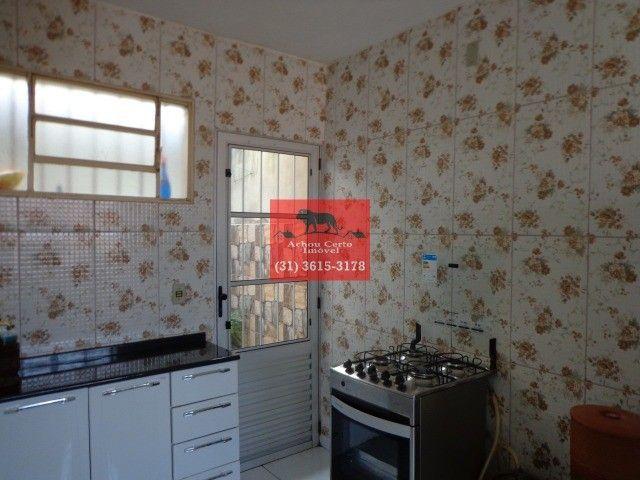 Casa germinada com 2 quartos á venda no bairro Letícia em BH - Foto 17