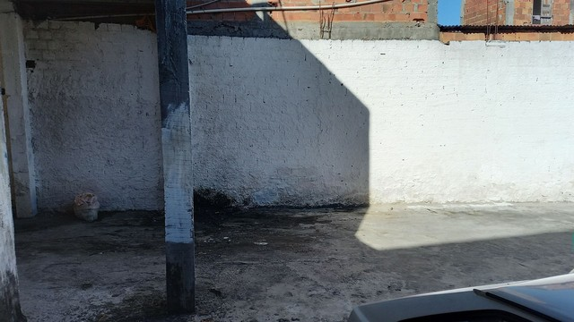 Área fechada coberta e descoberta tipo loja frente rua  Bairro da Paz  - Foto 6