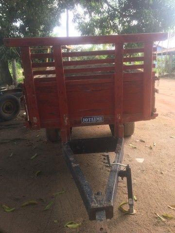 Carroça para trator  - Foto 4