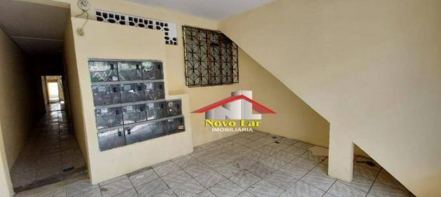 Kitnet com 1 dormitório para alugar, 20 m² por R$ 400,00/mês - Fátima - Fortaleza/CE - Foto 4