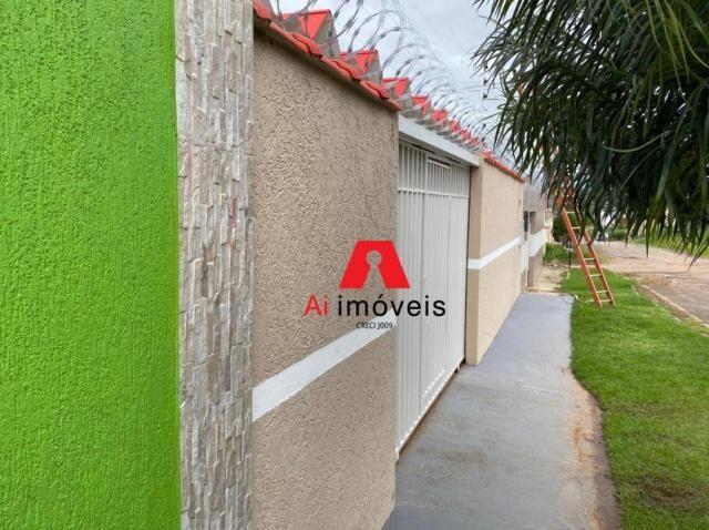 Casa à venda, 130 m² por R$ 260.000,00 - Loteamento Novo Horizonte - Rio Branco/AC - Foto 2