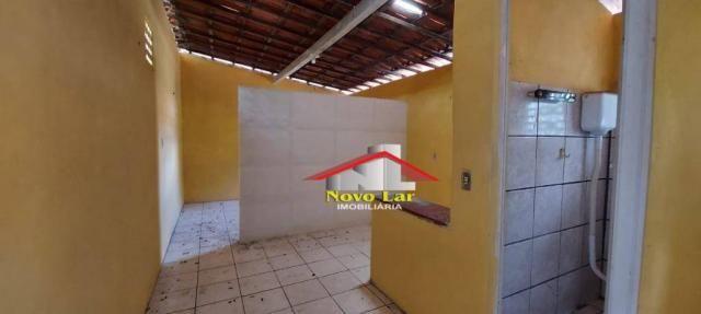 Kitnet com 1 dormitório para alugar, 20 m² por R$ 400,00/mês - Fátima - Fortaleza/CE - Foto 7