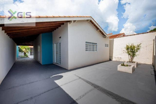 Imóvel Amplo com 4 dormitórios (2 Suítes). Área de Lazer. 235 m² de área construída. Laran - Foto 2